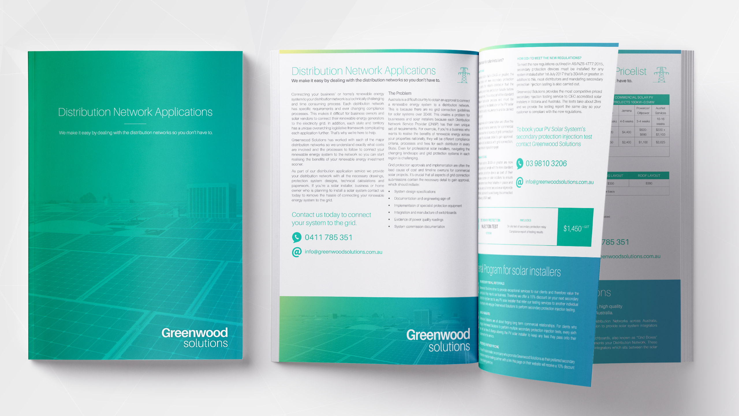 Greenwood Solutions Booklet